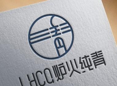 炉火纯青文化传媒LOGO设计