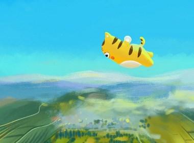 懒虎的梦境世界