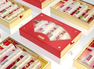 中国风 护肤品牌设计 包装设计