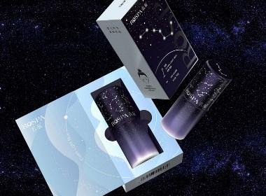 护肤品牌设计 包装设计 星座 化妆品