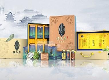 中国风 保健品牌设计 logo设计 VI设计 包装设计
