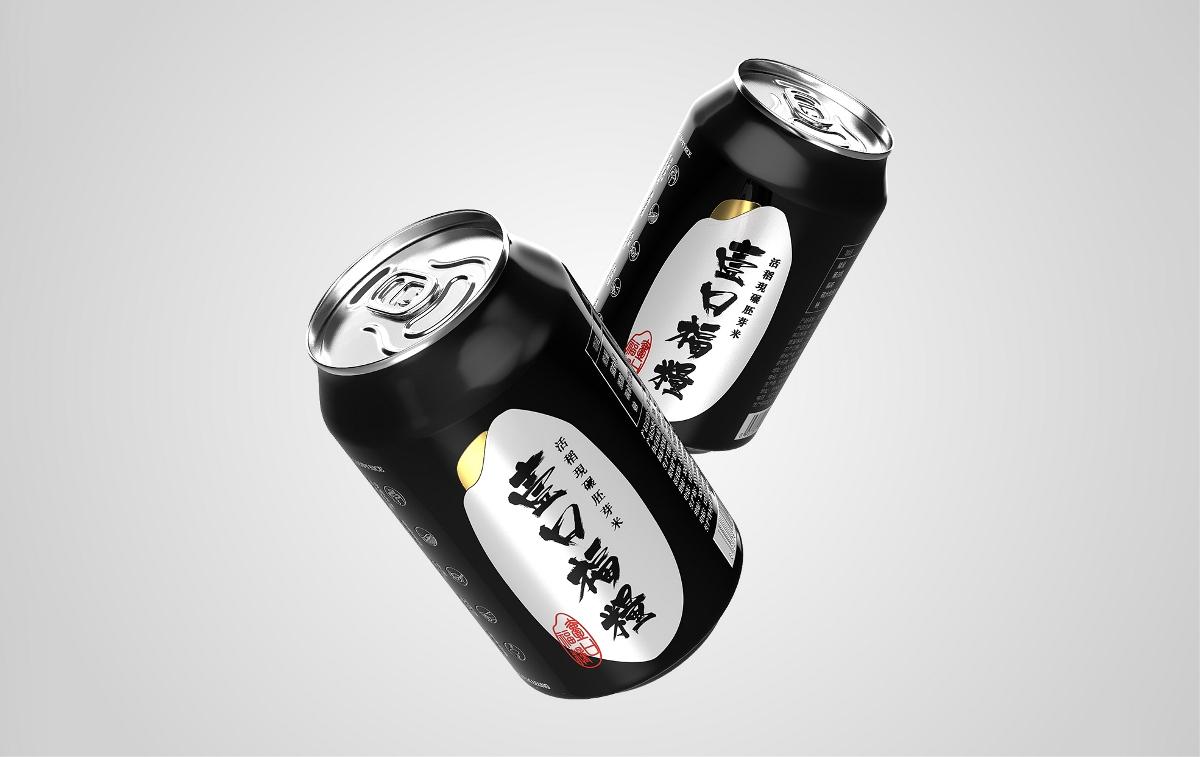 中国风 简约古朴 大米品牌 食品包装设计