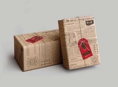 牛皮纸包装设计