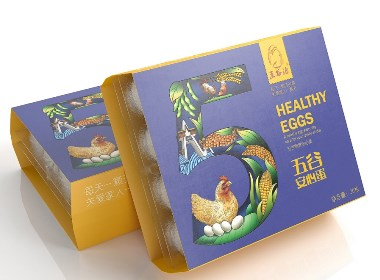 五谷源鸡蛋—徐桂亮品牌设计