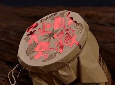 包装设计×调味品×孔师娘(干辣椒×青花椒×火锅底料)×火麒麟