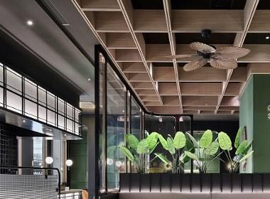深圳商场餐厅设计「艺鼎新作·星美聚」