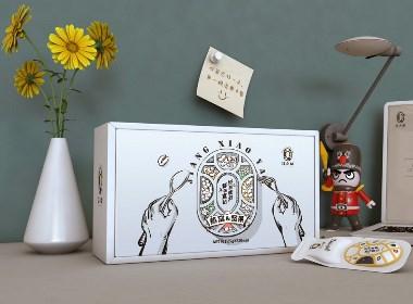 【苏写未来作品分享】江小燕 燕窝坚果食品包装