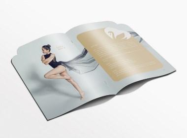 莘韵六月舞蹈艺术教育机构品牌形象设计