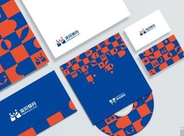 麦贝教育-品牌设计