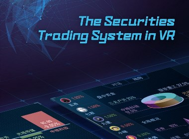 The Securities Trading System in VR