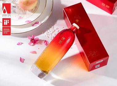 恍然桃味糯米酒—来自曾岭设计工坊的礼物