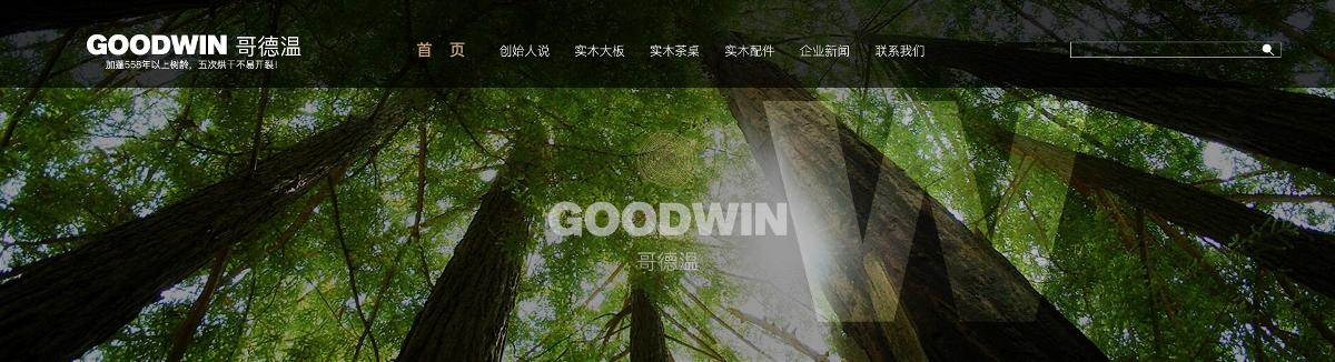 歌德温——官网
