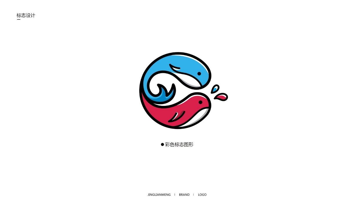 鲸联盟-品牌形象设计