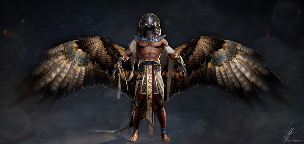 荷鲁斯-万神时代