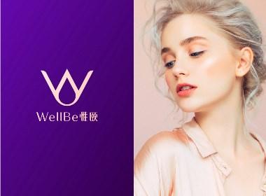 时尚 简约 高端 大气 美妆 护肤 化妆品 品牌 logo VI