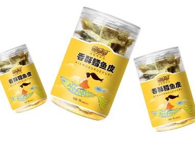 儿童食品--杨君品牌包装设计