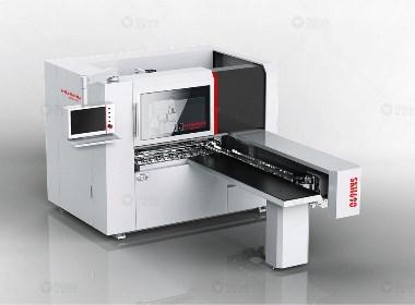 简约系列工业机械设备设计案例