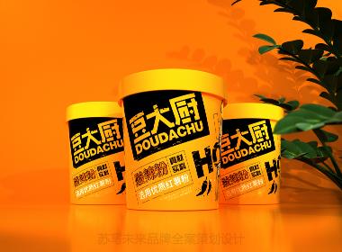 【苏写未来作品分享】豆大厨 一款颜值爆炸的酸辣粉