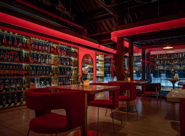南京VINCOOL WINE&CELLAR酒吧| 薛Design
