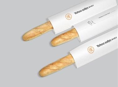 壹禾阳光烘焙品牌设计-巴顿品牌策略设计公司
