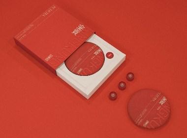 透层林尽染色,品山水大地味!应力设计 X 金貢系列茶品牌包装设计