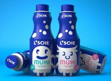 L'SOE乳酸饮料包