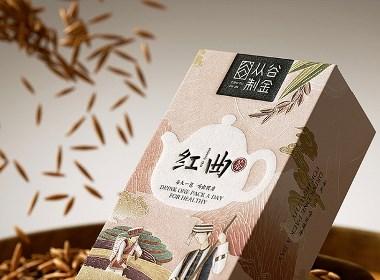 谷物品牌包装设计