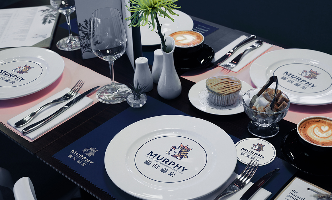 墨啡墨朵×勤略   咖啡品牌设计