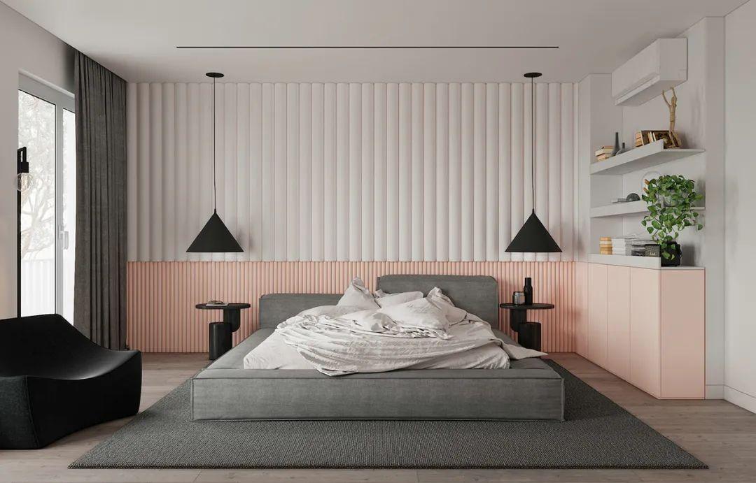 2020年最流行的-卧室