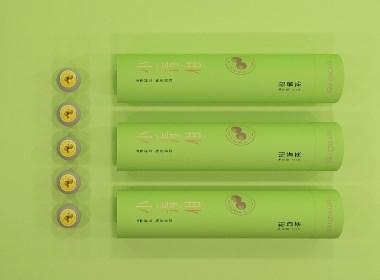 阅读时间的味道!应力设计 x 小靑柑包装设计