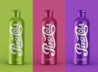 Pepsi-ColaConcept百事可乐包装