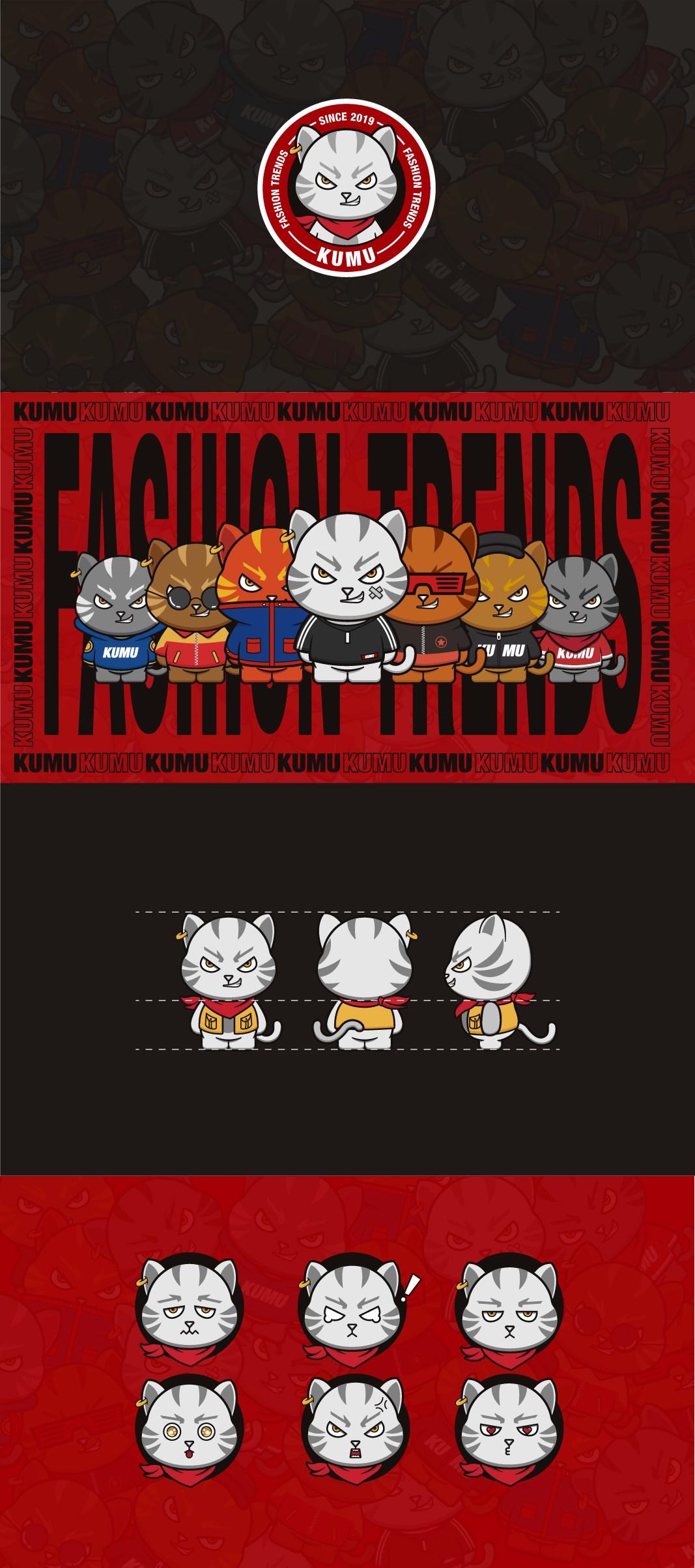 酷貓潮牌 品牌提案
