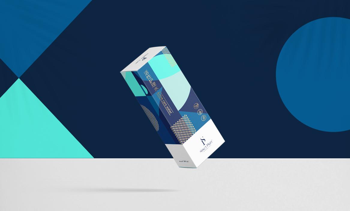Smartplant | 活性護理水品牌設計