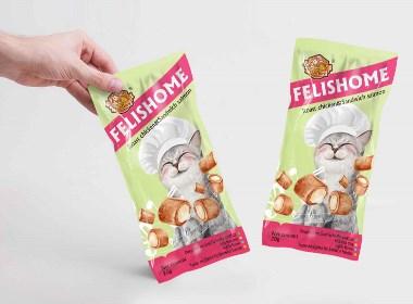 寵物貓糧包裝設計