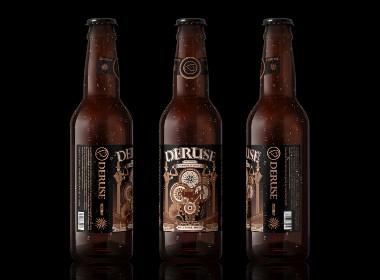 匠心独具-德式精酿啤酒包装设计