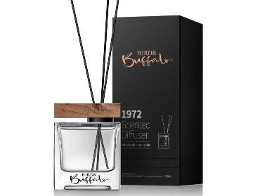 bird&buffalo高端品牌香薰蜡烛包装设计及产品容器开发设计方案
