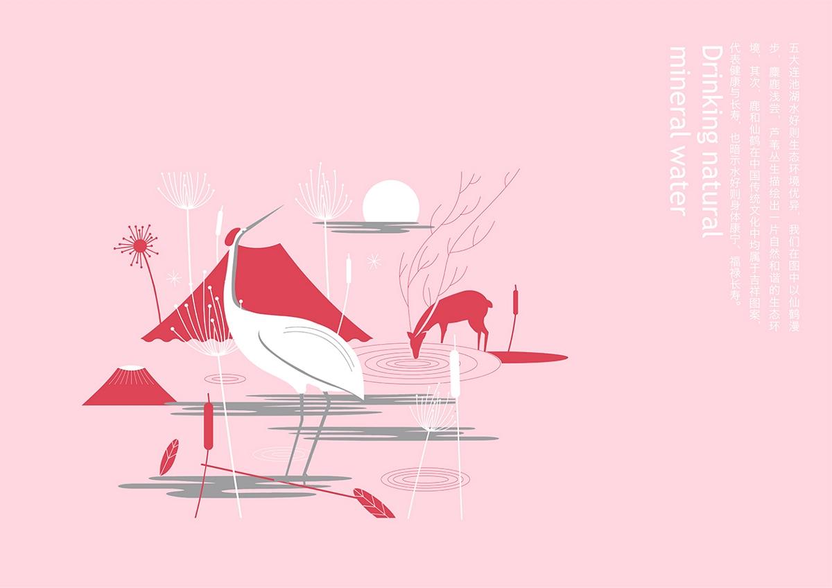网红爆款苏打水包装策划设计/一道设计原创
