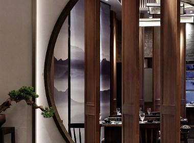 品牌餐厅设计·室内设计·深圳餐厅设计【艺鼎新作】如诗如梦,姑苏情