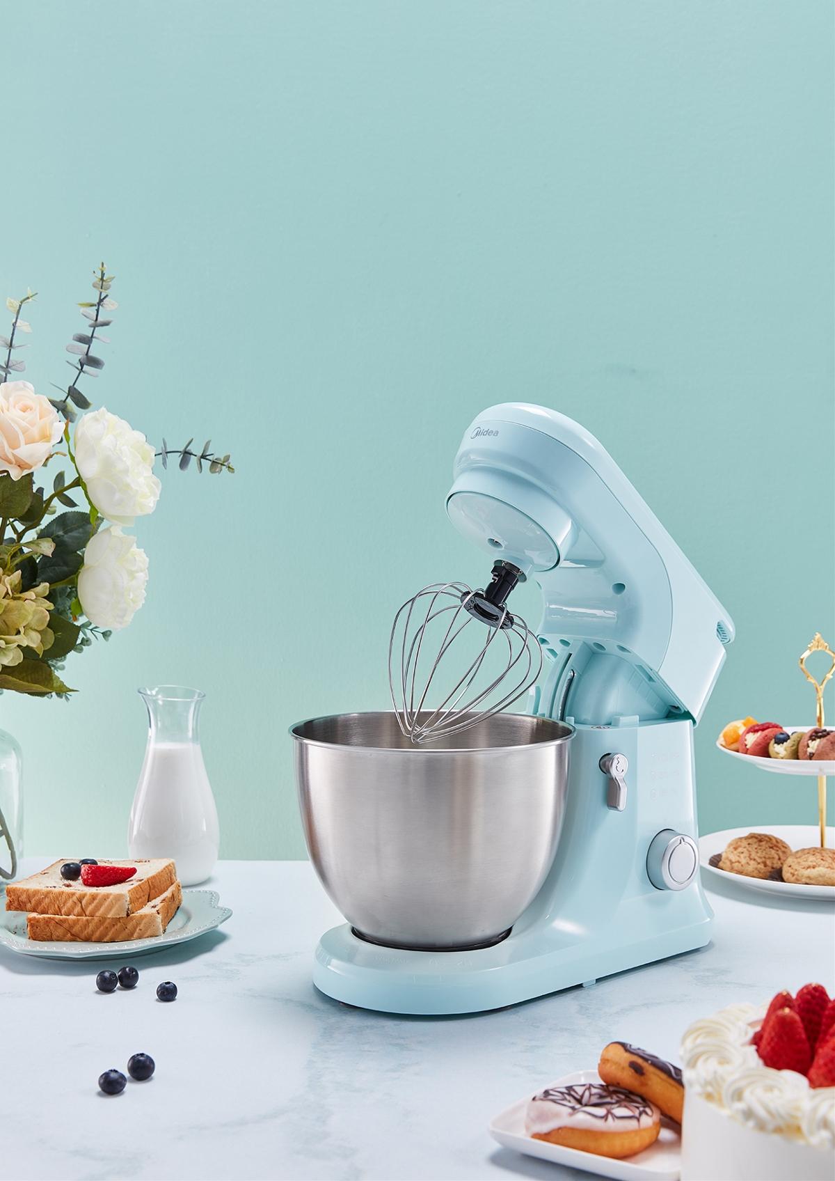 电商摄影|厨师机