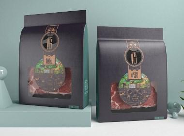 悟园黑猪肉—徐桂亮品牌设计