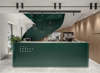 250㎡乌克兰基辅·365 Studio美容中心设计--欧模设计圈