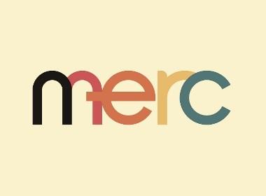 上海世博园商业merc项目logo设计