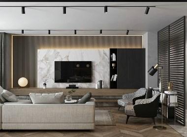 现代居所,质感与气质并存的家