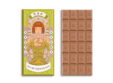 十二星座巧克力包裝 (金牛座 天平座)