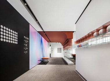 郑州办公室装修公司分享凸显企业文化的办公设计图