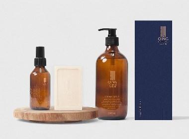 沁温泉品牌设计-巴顿品牌策略设计公司