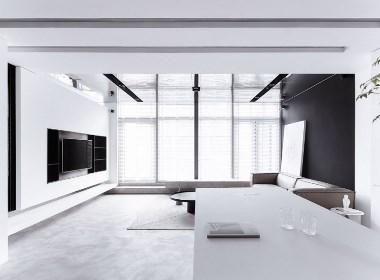 郑州专业办公室装修公司-平衡空间办公室装修案例