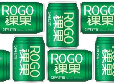 包装设计×每日坚果饮料×火麒麟品牌