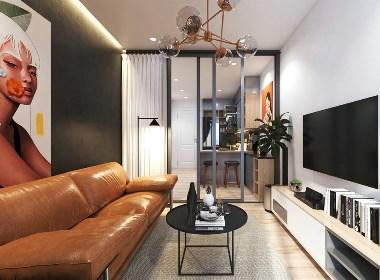 小户型公寓,精致又优雅