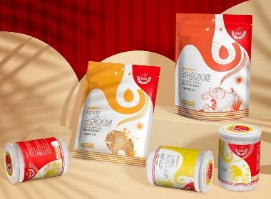 金宝象-食用糖品牌包装策划与设计|厚启设计案例解析